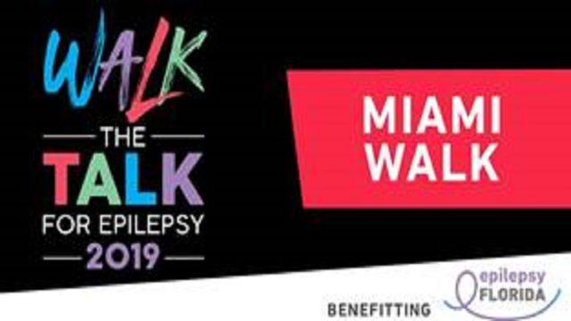 Epilepsy Florida to hold Miami Walk the Talk