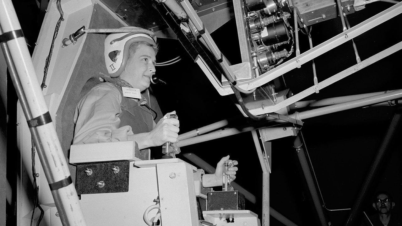 America's first female astronaut candidate, Jerrie Cobb, dies