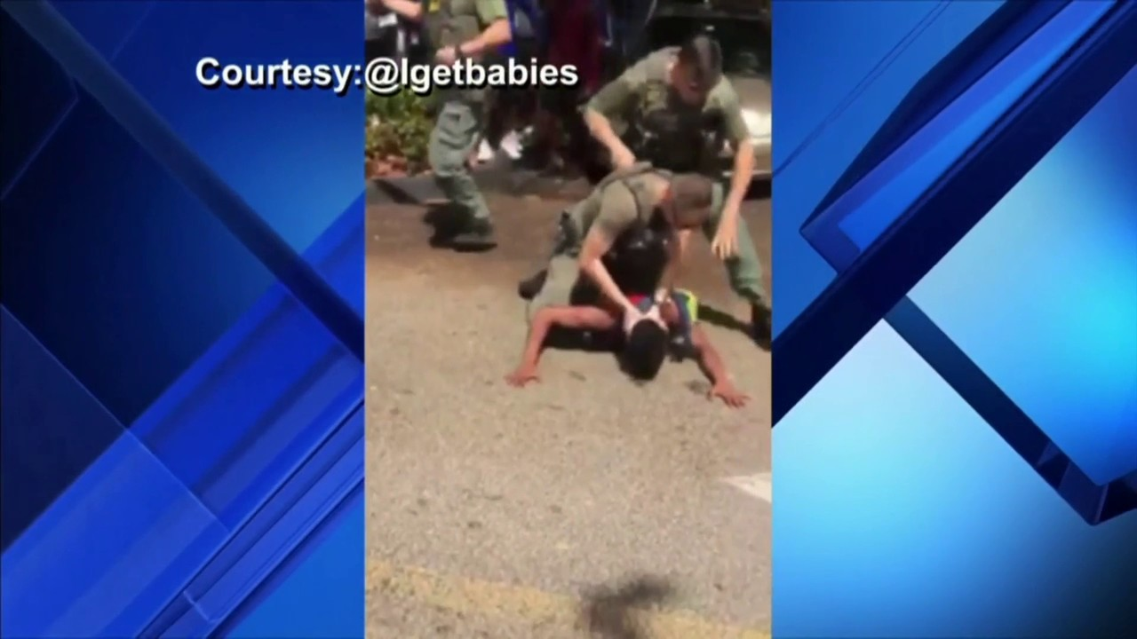 Video shows alleged Broward Sheriff's Office police brutality in Tamarac