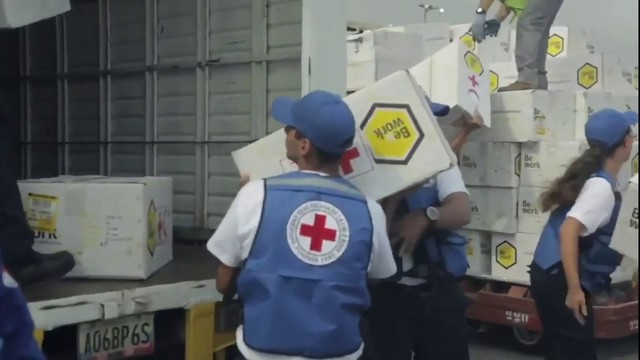 Red Cross aims to stay neutral in polarized Venezuela