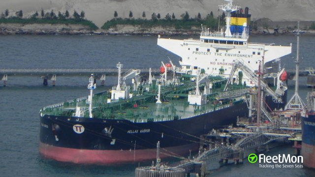 Companies linked to 9 oil tankers face U.S. sanctions' penalties,&hellip&#x3b;