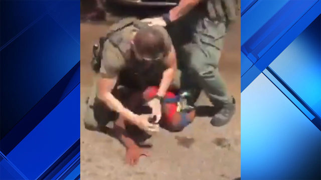 Broward prosecutors to investigate rough arrest by deputies