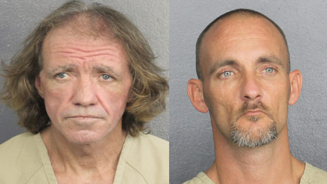 2 men believed involved in numerous Broward County burglaries, police say
