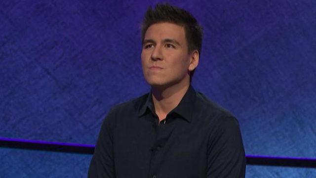 James Holzhauer pushes past $1 million mark in 'Jeopardy!' streak