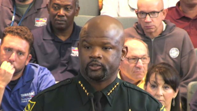 Deputies involved in rough arrest of teen deserve due process, Broward&hellip&#x3b;
