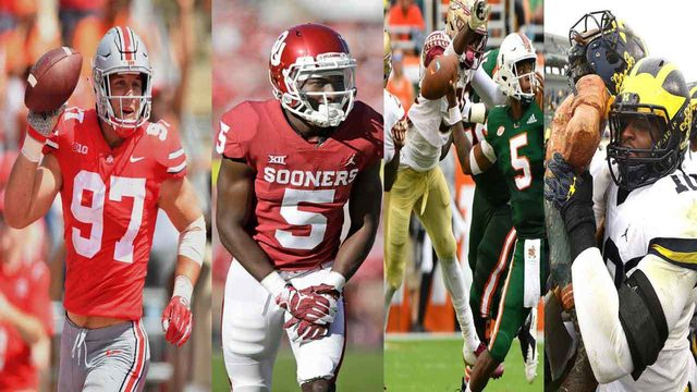 These 4 South Florida prospects likely to become first-round NFL draft picks