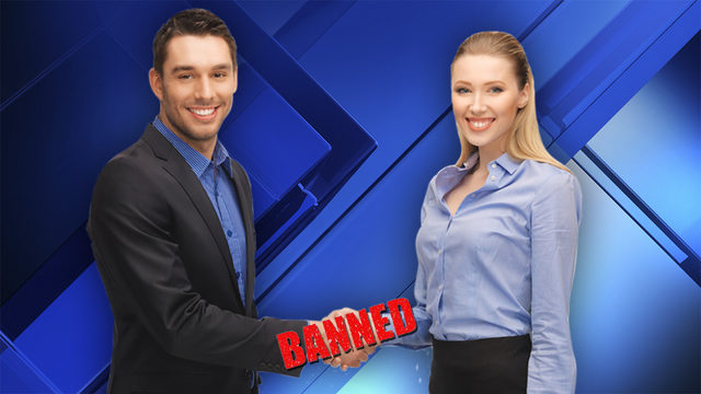 Handshakes may be banned under new workplace rules