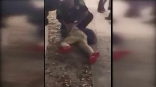 Video shows girl's controversial arrest in Miami Gardens