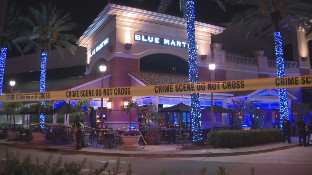 1 Dead 2 Injured In Shooting At Blue Martini In Fort Lauderdale