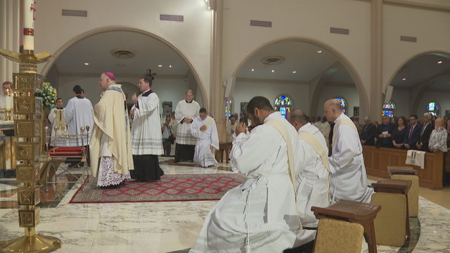 Archbishop of Miami to priests: Don't let Dorian stop Sunday mass