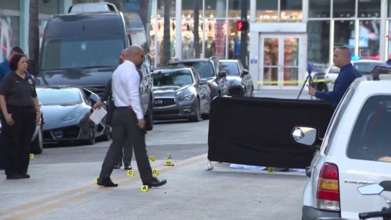 Rapper AAB Hellabandz killed outside South Beach nightclub