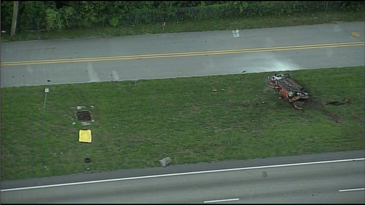 Fatal crash on State Road 84 impacts traffic in Davie