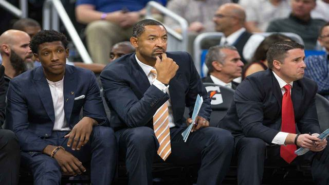 Heat assistant Juwan Howard leaves to take Michigan job