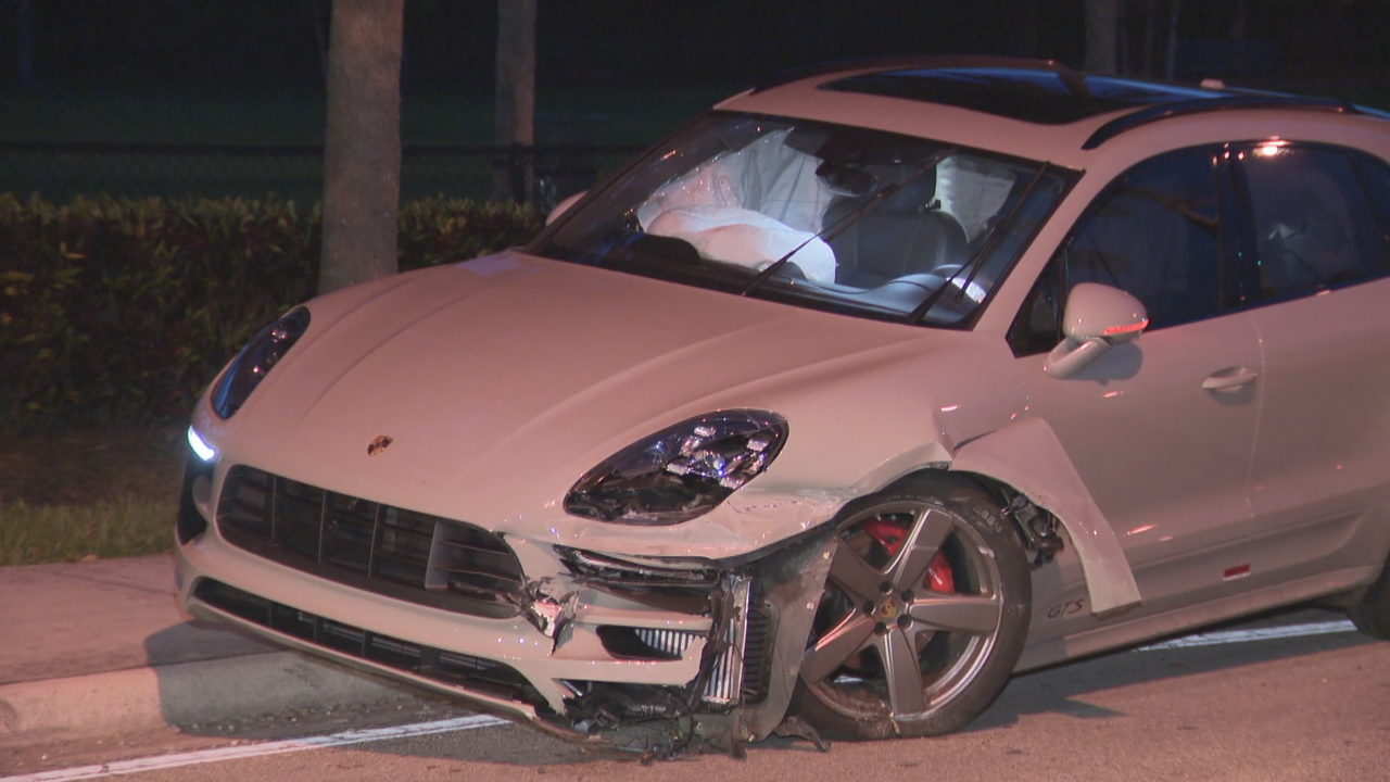 Porsche stolen during home invasion robbery in Fort Lauderdale