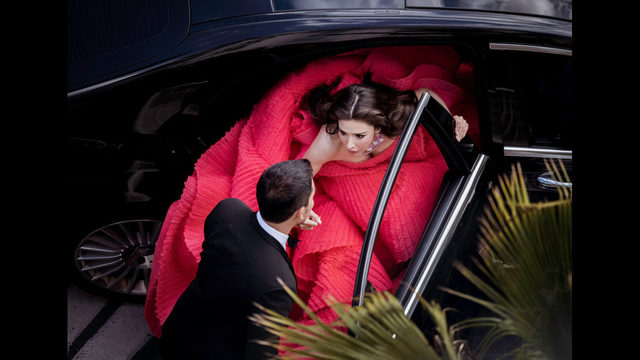 Photos: People watching at the Cannes Film Festival