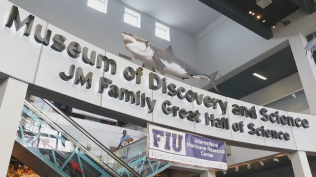 Museum of Discovery and Science gears up for hurricane season