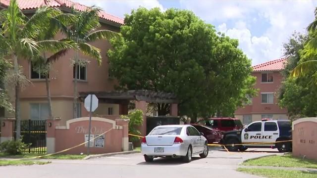 1 paralyzed following Miami Gardens shooting that injured 2