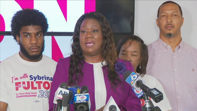 Mother of Trayvon Martin officially launches campaign for Miami-Dade&hellip&#x3b;