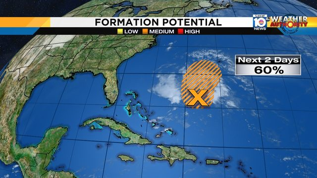 Disturbance could become tropical depression ahead of hurricane season