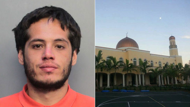 Man accused of threatening worshipers of Miami Garden mosque