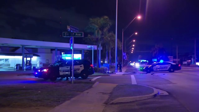 Bicyclist injured in hit-and-run crash in Pembroke Park