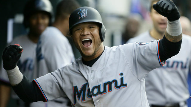 Marlins blow lead, then recover to beat Tigers 5-4 in 11