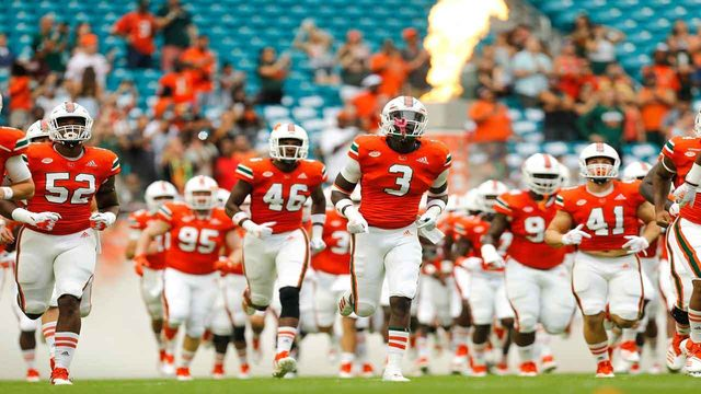 Hurricanes, Southern Mississippi to meet at Hard Rock Stadium in 2022