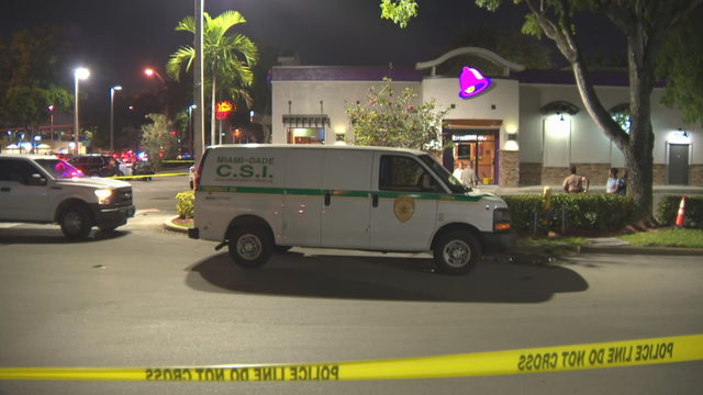 Man stabbed during dispute at Taco Bell
