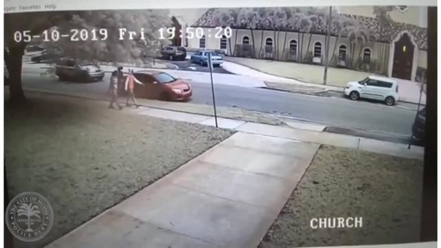 Video shows failed carjacking in Little Haiti