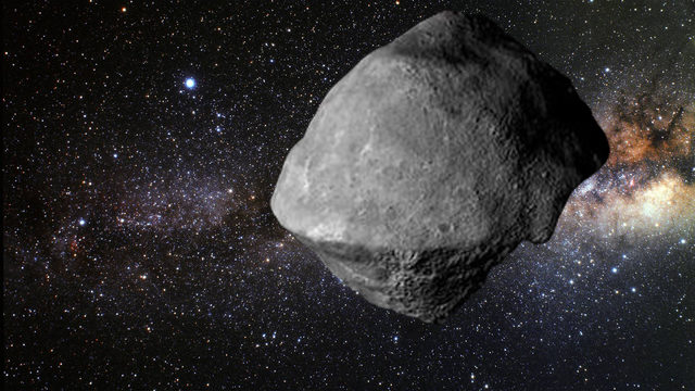 Close call! Mile-wide asteroid to zoom past Earth this weekend