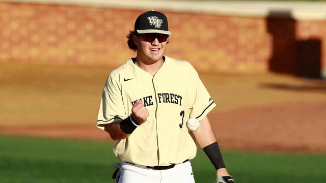 3-run seventh lifts Wake Forest past FSU in ACC tournament