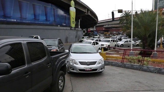Gas shortages worsen in Venezuela