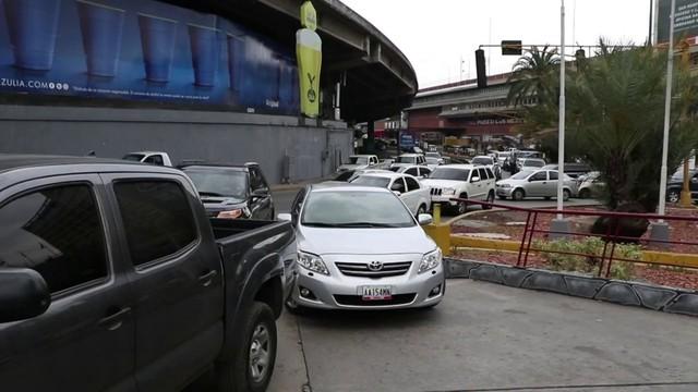 Gas shortages worsen in Venezuela