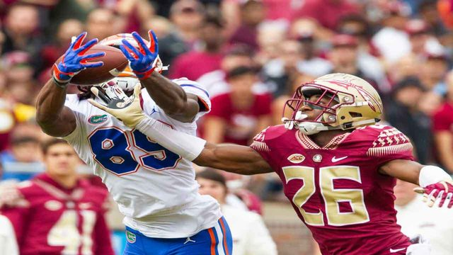 Gators, Seminoles extend Thanksgiving weekend rivalry through 2022
