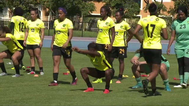 Reggae Girlz to play exhibition game in South Florida before heading to&hellip&#x3b;