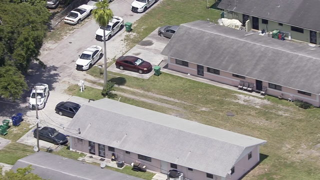 Police search for 2 missing children in northwest Miami-Dade