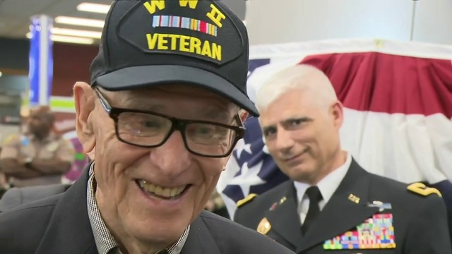 WWII veteran from Aventura travels to England for Memorial Day ceremony