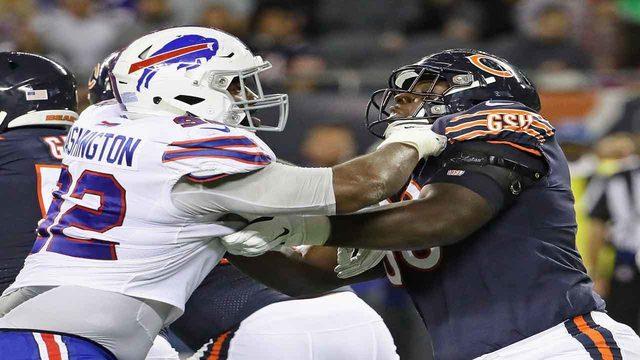 Dolphins sign former Bills defensive tackle Adolphus Washington