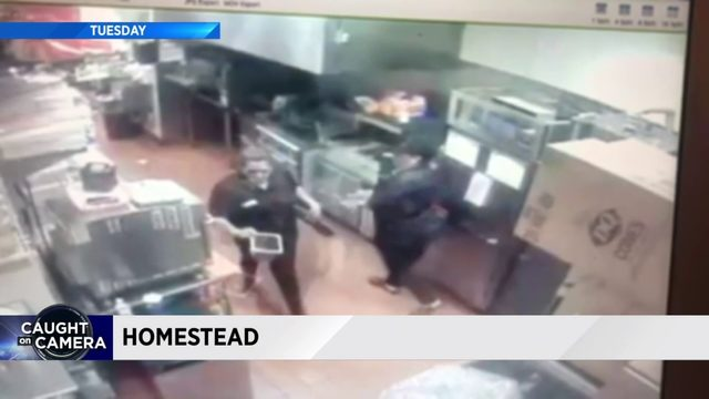 4 arrested after incident at Dairy Queen in Homestead