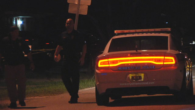 13-year-old boy wounded in Homestead shooting