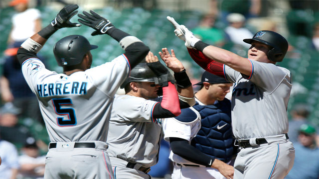 Cooper slam leads to Marlins sweep over Detroit