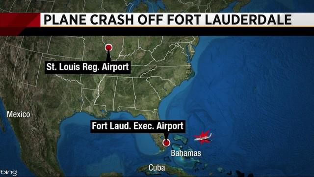Cessna crashed in ocean off Fort Lauderdale