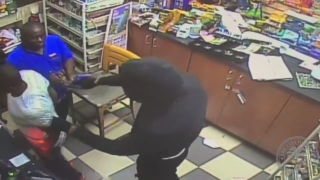 Man robs Miami gas station of $2,200, police say