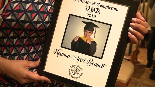 Grieving parents honor daughter's accomplishment in Tamarac