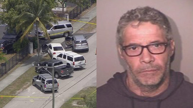 Suspect shot, killed by members of fugitive task force outside mosque