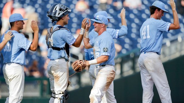 UNC rallies past Miami, 7-5, in 11 innings