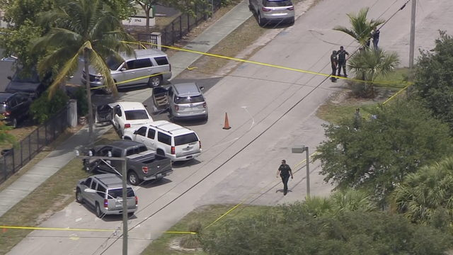 Deputies investigate shooting outside mosque near Fort Lauderdale