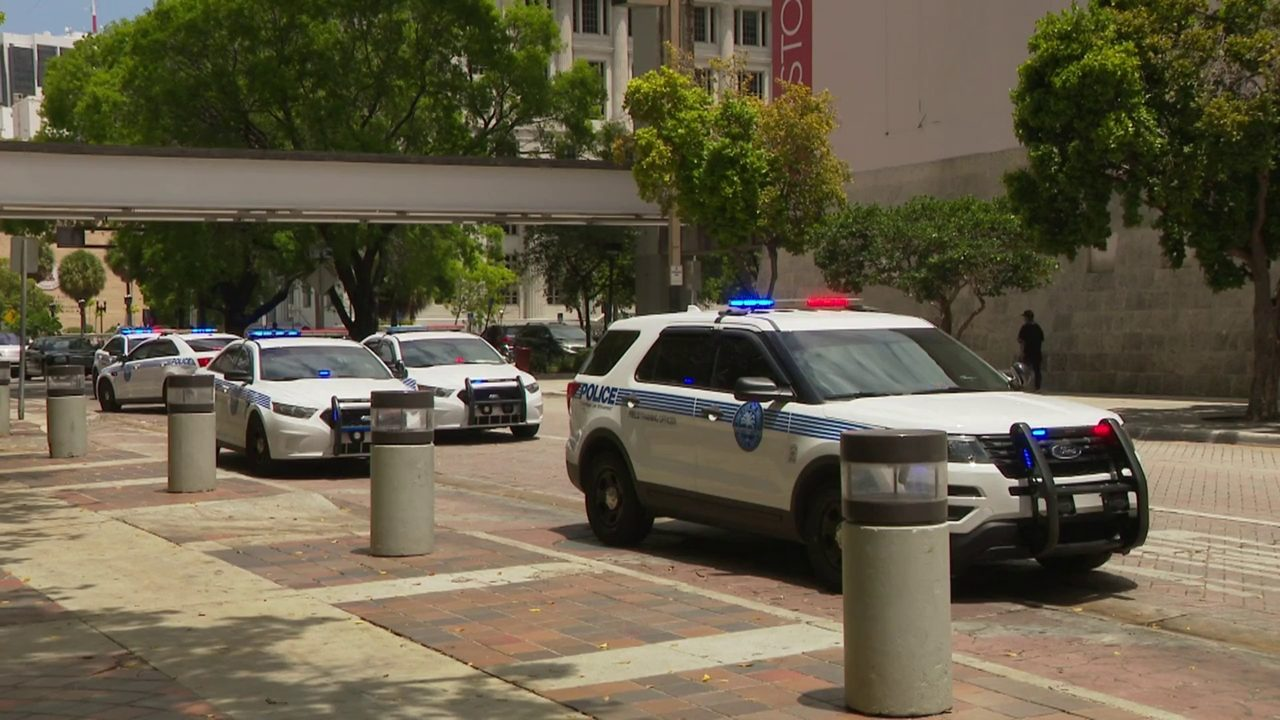 2 adults stabbed near Government Center Metrorail Station, police say