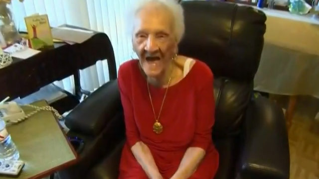Landlord evicting 102-year-old woman so his daughter can move in