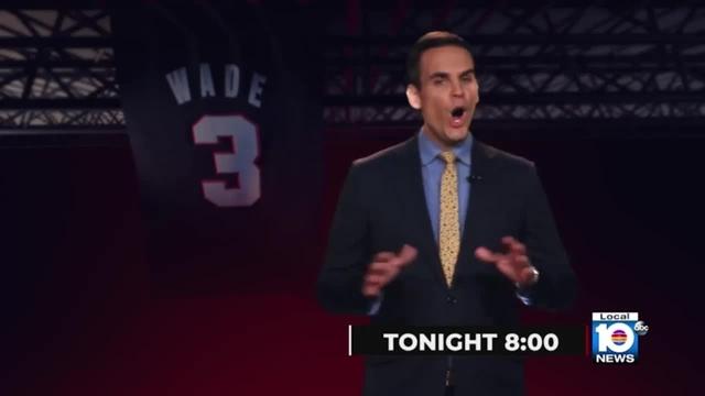 'Dwyane Wade: Bigger Than Basketball' tonight